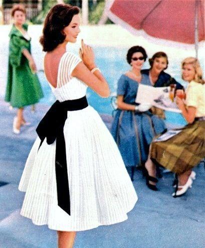 Платья 50 и 60 годов фото женские