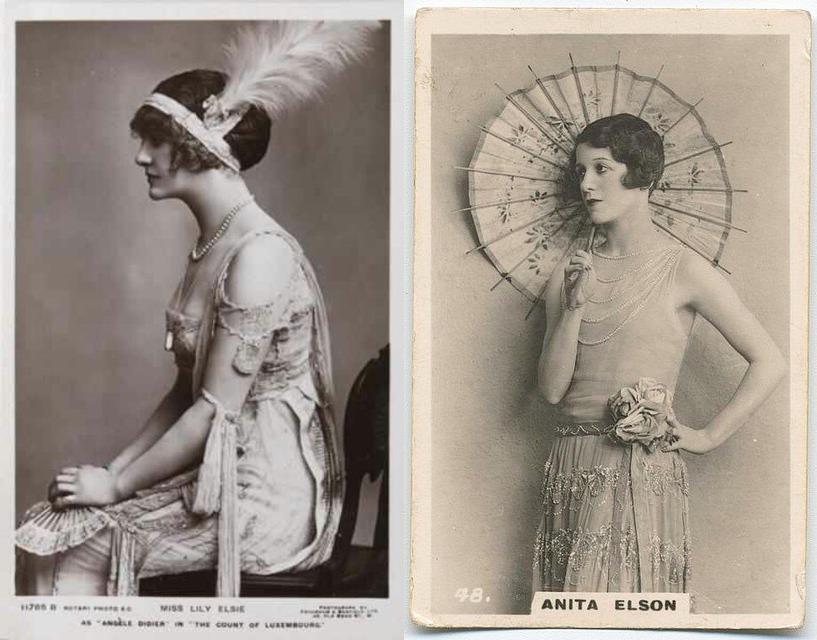 Девушки в нежных платьях в стиле Гетсби с кружевами
