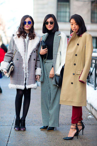 Fashion блогеры в одежде от Tommy Hilfiger