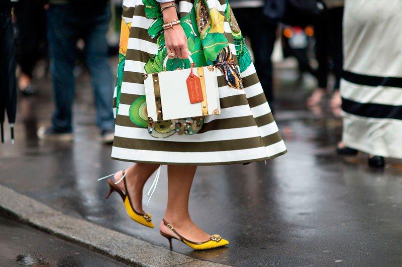 Супер Look на неделе моды в Париже весналето 2015