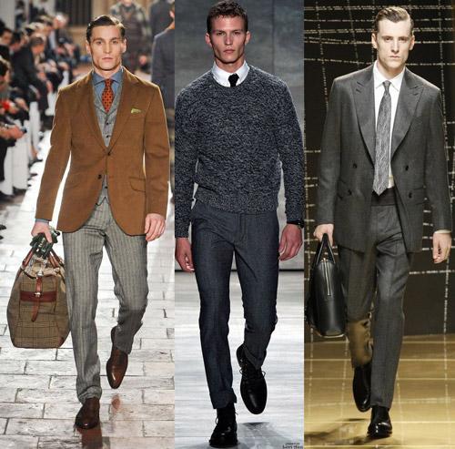 образец делового стиля в одежде