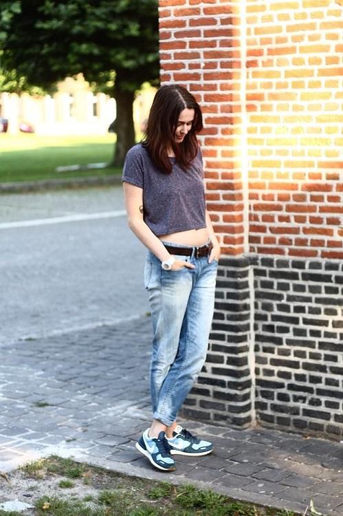 Девушки в кроссовках носках фото 27-919