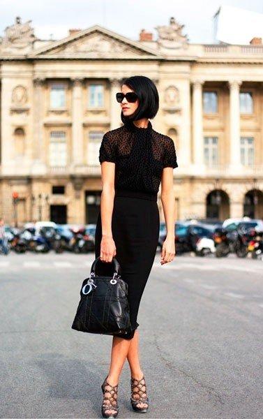 Как одеваются француженки - чем меньше, тем лучше