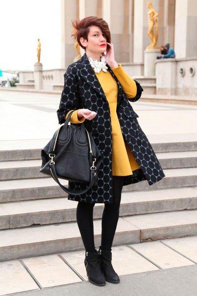 Как одеваются француженки - наденьте красивое пальто