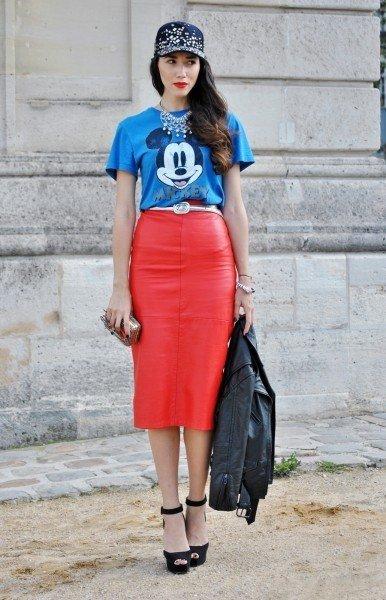 Как одеваются француженки - минимум аксессуаров