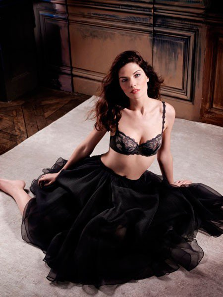 Как одеваются француженки - наденьте сексуальное нижнее белье
