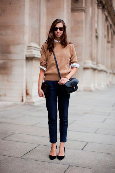 Как одеваются француженки - носите вещи, которые вам впору
