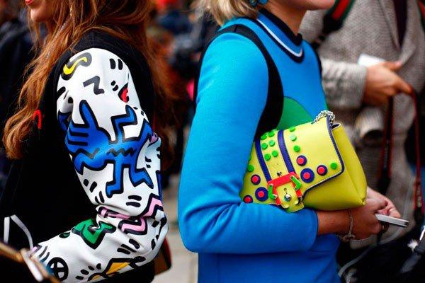 Одежда и сумки от Costume National. Неделя моды в Милане осень/зима 2015