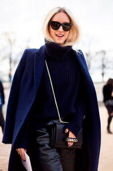 Во что одеваются самые стильные девушки Парижа. Верхняя одежда от Valentino