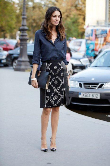 street-style-paris-fashion-week-Vanessa-Bruno