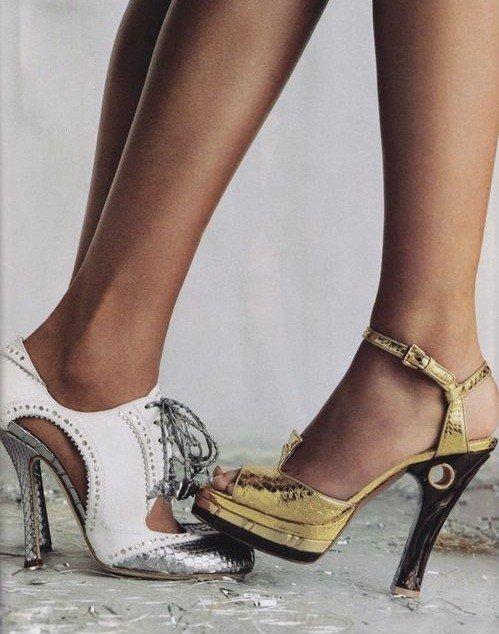 Вещь 9 - Туфли, созданные для танца