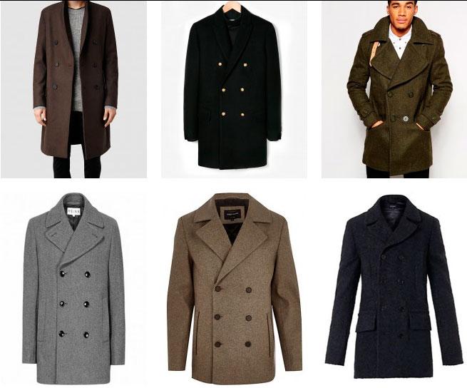 Пальто для офиса в стиле милитари