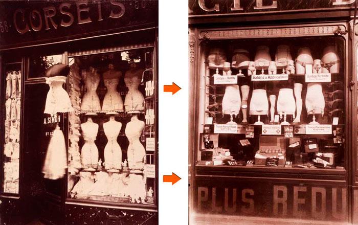 Эволюция женского, нижнего белья от 1912 до 1926 годов