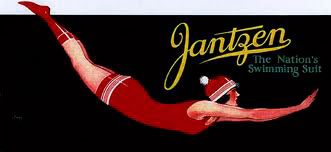 Логотип Jantzen