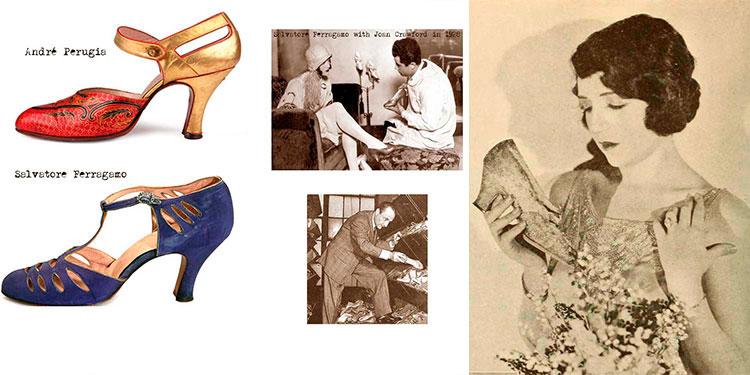 Модная обувь 1920-х годов (2)