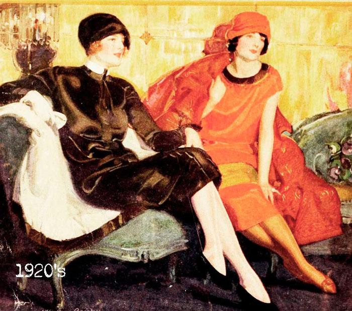 Модный шик 1920-х годов