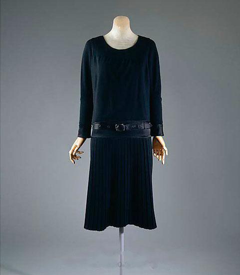 Платье от Chanel 1927 год