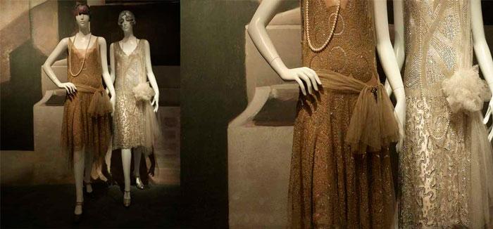 Вечерние платья 1920-х годов от Lanvin