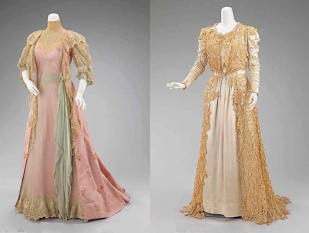 Женская одежда в винтажном стиле