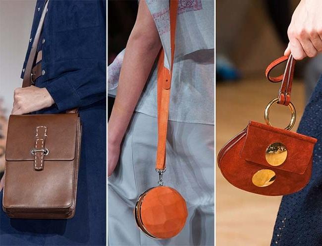 миниатюрные сумки 2, тенденции сумок весна-лето 2015