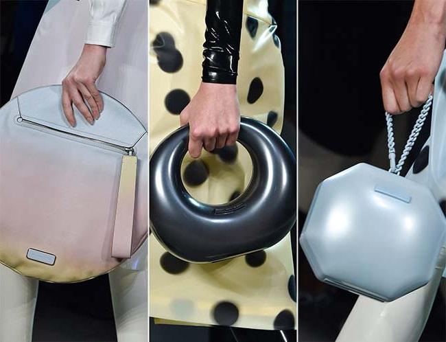нетрадиционные экстраординарные сумки 3, тенденции сумок весна-лето 2015