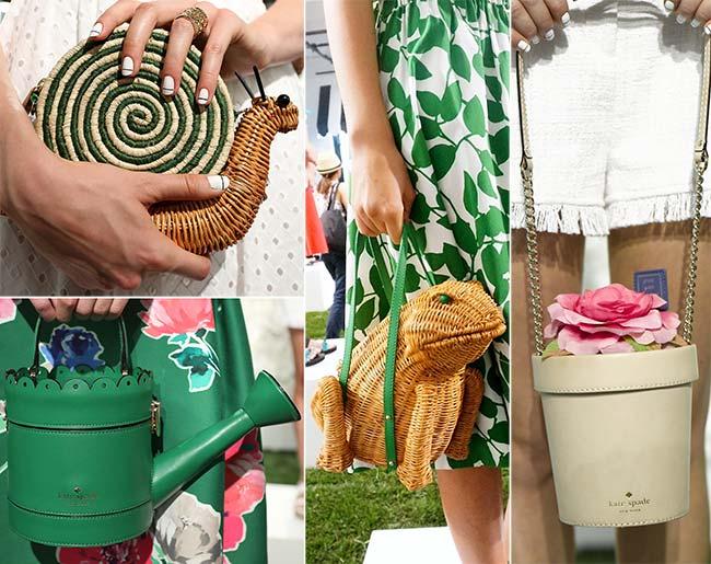 нетрадиционные экстраординарные сумки 5, тенденции сумок весна-лето 2015