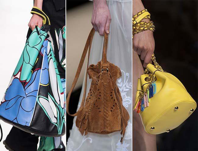 сумка-мешок 2, тенденции сумок весна-лето 2015