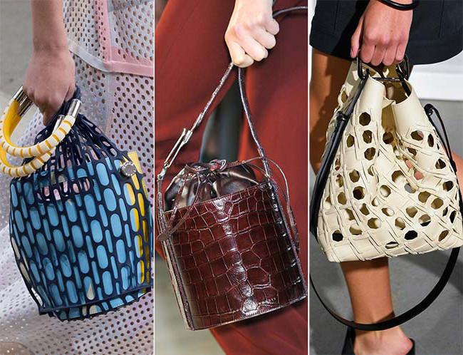 сумка-мешок, тенденции сумок весна-лето 2015