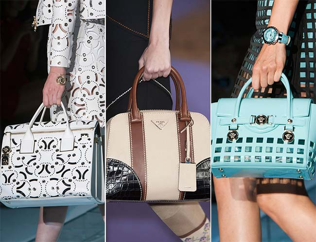 сумка-портфель, тенденции сумок весна-лето 2015