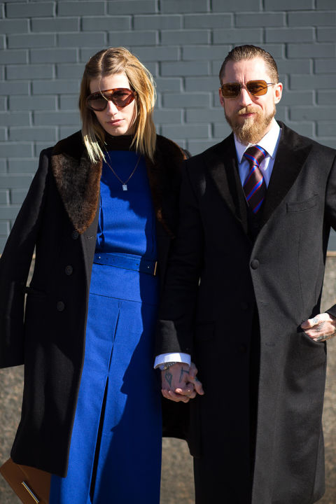 Veronika Heilbrunner и Justin O'Shea
