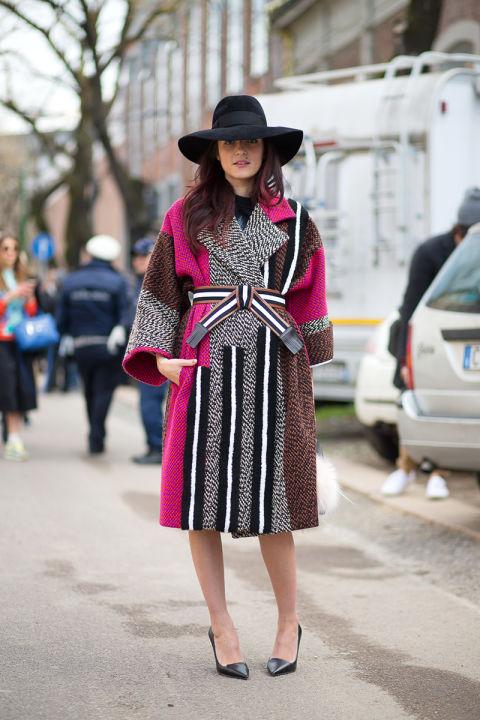 Такое пальто от Fendi, заслуженно можно назвать королем этого сезона