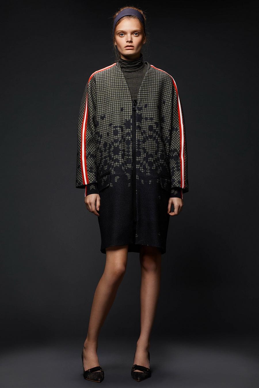 пальто - удлиненный бомбер - тенденции моды осень/зима 2015/2016