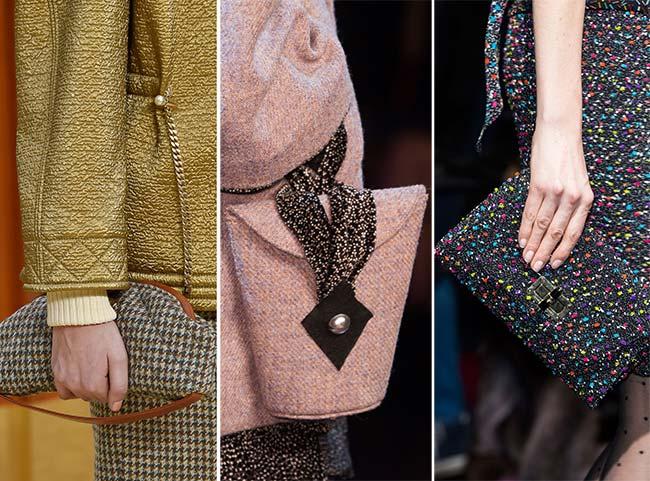 Сумки, идеально подходящие к одежде - тенденции сумок осень/зима 2015-2016