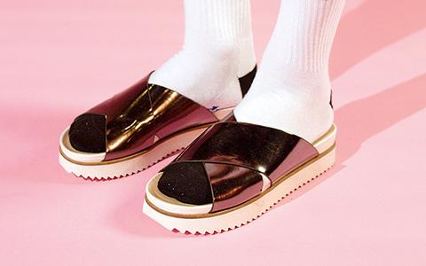 Биркенштоки с носками