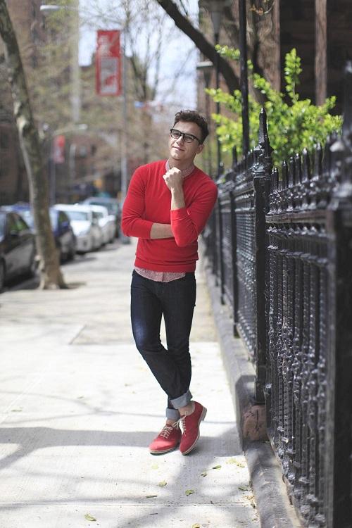 wear-red-wingtips-sweatshirt