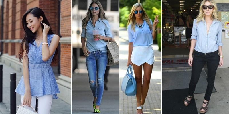 Девушки-в-голубых-блузках