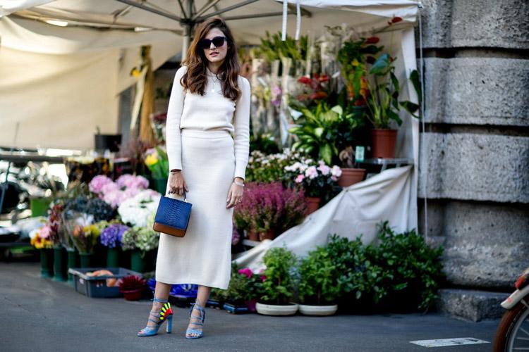 Если солнца в жизни маловато, то поселите его на своих босоножках, как это сделала Eleonora Carisi