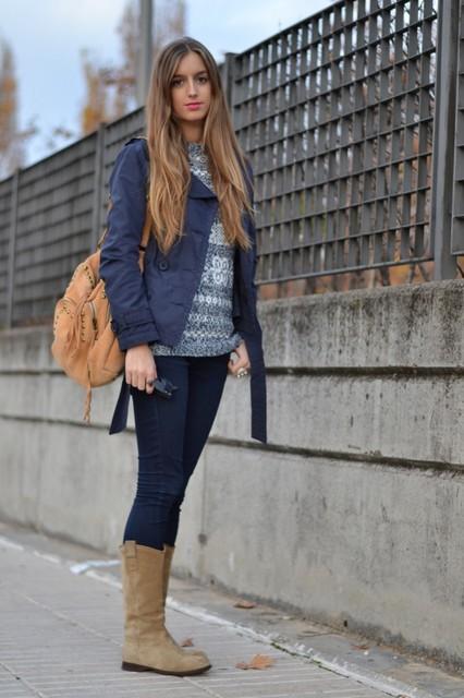 Девушка в джинсах и сапогах фото фото 237-463