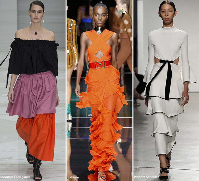 Латинские влияния - модные тенденции весна-лето 2016