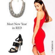 Лук-с-красным-платьем