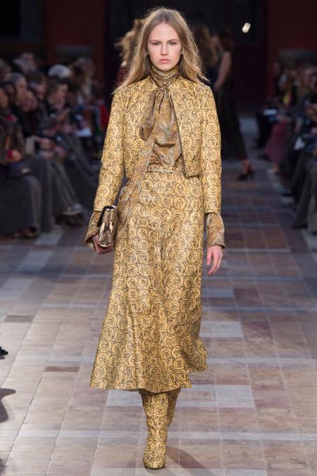Sonia Rykiel - модные тенденции в блузках, осень/зима 2016-2017