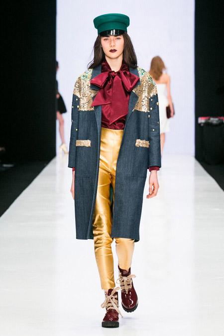 Bella Potemkina - модные тенденции в блузках, осень/зима 2016-2017