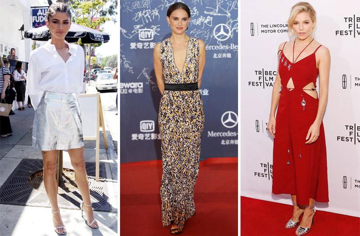 Топ 5 самых стильных знаменитостей этой недели 24.04.2016
