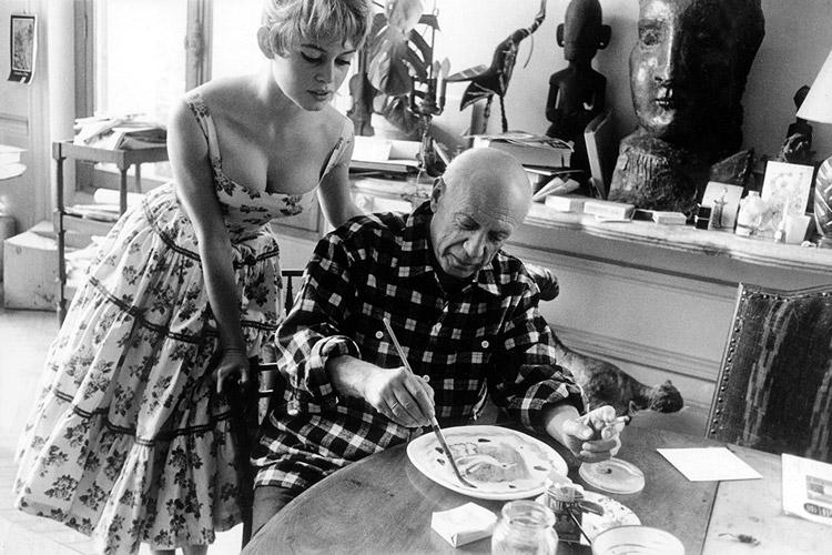Брижит Бардо, 1956 PHOTO: Getty Images