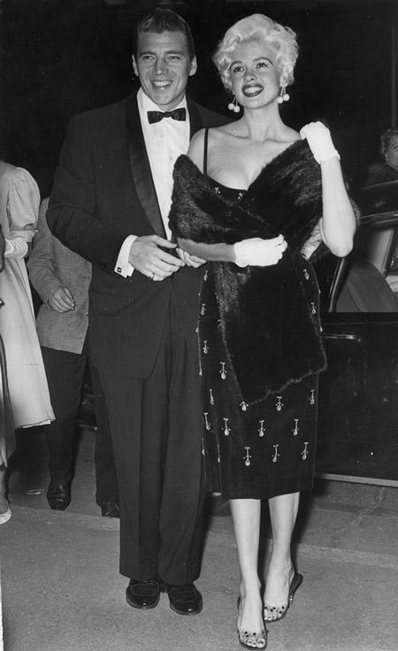 Джейн Мэнсфилд, 1958 PHOTO: Getty Images
