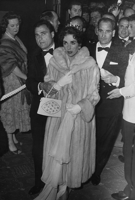 Элизабет Тэйлор, 1957 PHOTO: Getty Images