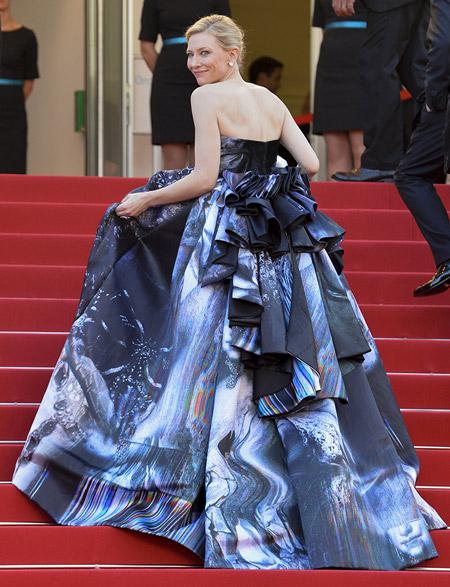 Кейт Бланшетт, 2015 PHOTO: WENN.com