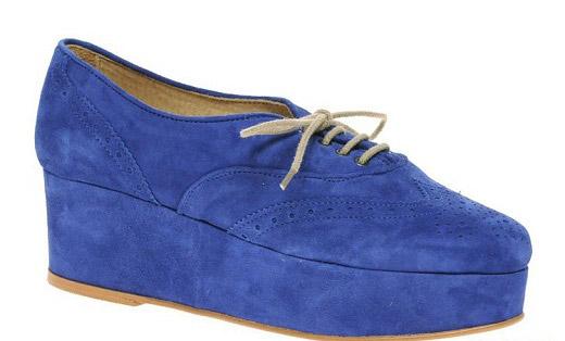 Синие броги
