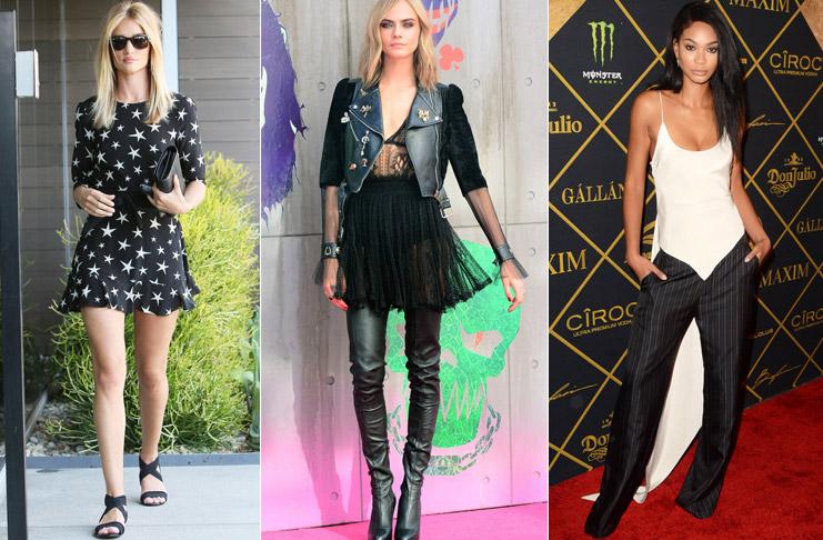 Топ 5 самых стильных знаменитостей этой недели 07.08.2016