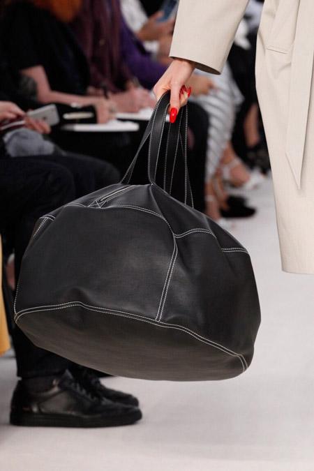 balensiaga черная - модные сумки весна/лето 2017